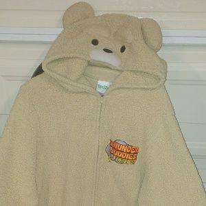 Ted 2 Thunder buddies onesie
